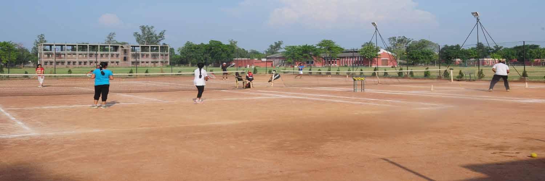 3 Tennis Ground