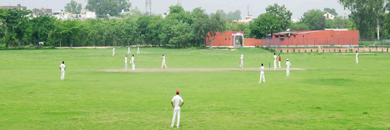 2 Cricket Ground