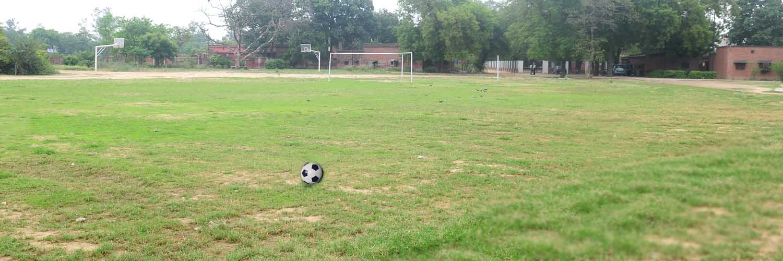 5 Football-Basket ball Ground